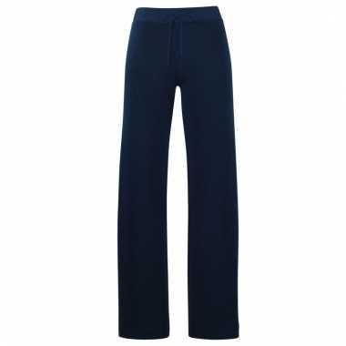 Donker blauwe joggingbroek voor heren